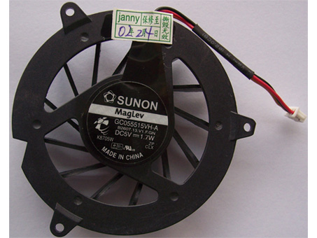 Acer Aspire 8951G-2634G1TMN Power4Laptops Replacement Laptop Fan with Heatsink for Acer Aspire 8951G-2634G1TBN Acer Aspire 8951G-2634G75Bnkk Acer Aspire 8951G-9480