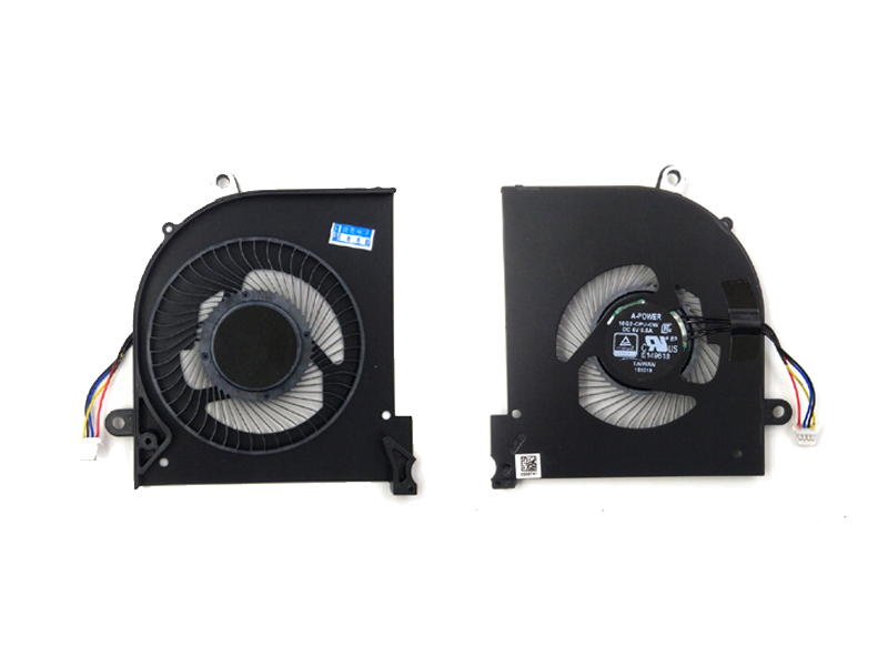 Genuine CPU Cooling Fan for MSI GS65 GS65VR MS-16Q2 Series Laptop