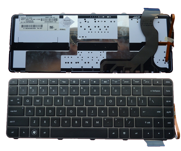 Genuine New Hp Envy 14 14t Series Laptop Keyboard With Backlit