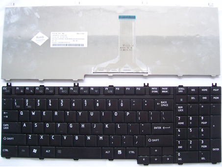 GENUINE NEW for HP Probook 4710S 4750S Keyboard 536537-001
