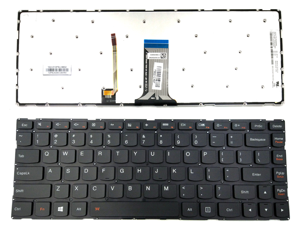 US Version Keyboard No Keyboard Backlight for Lenovo for IBM T440 T440P T440S E431 E440 L440 T431S BAIDONGWEILENOV iPartsBuy US Version Keyboard No Keyboard Backlight